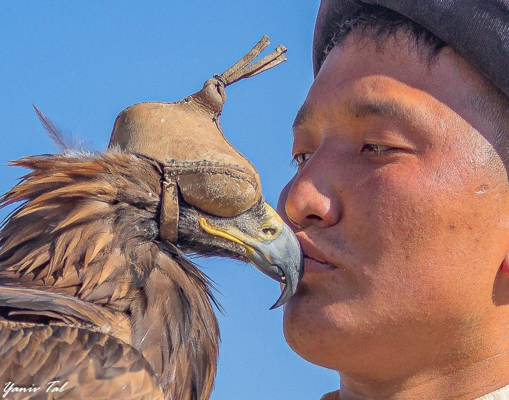 עיט הזהב בקירגיזסטן