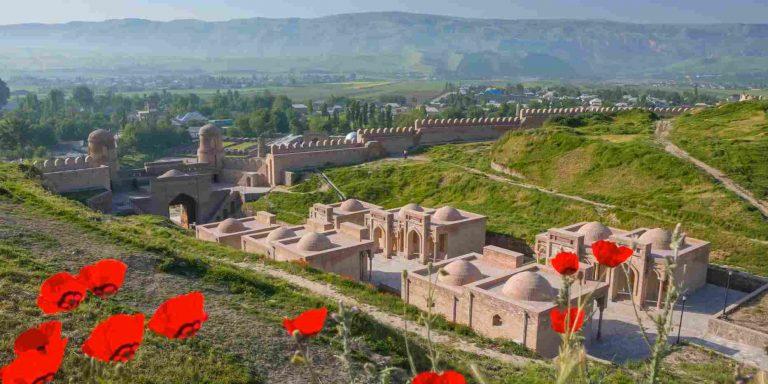 טג'יקיסטן טיול גאוגרפי מאסטרטריפ