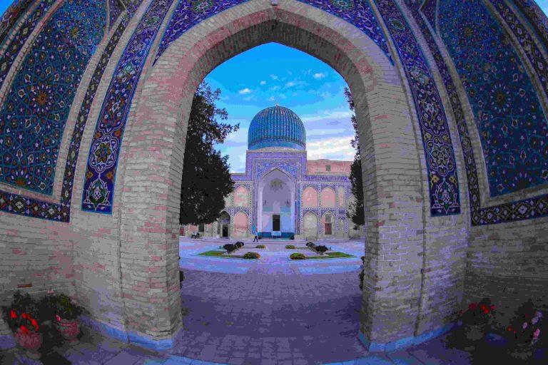 טיול מאורגן באוזבקיסטן מאסטר טריפ
