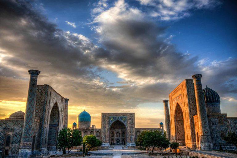 טיול עומק באוזבקיסטן מאסטר טריפ