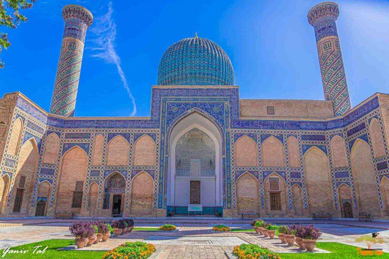 מאסטר טריפ טיול מאורגן באוזבקיסטן