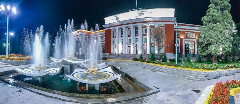 דושנבה טג'יקיסטן