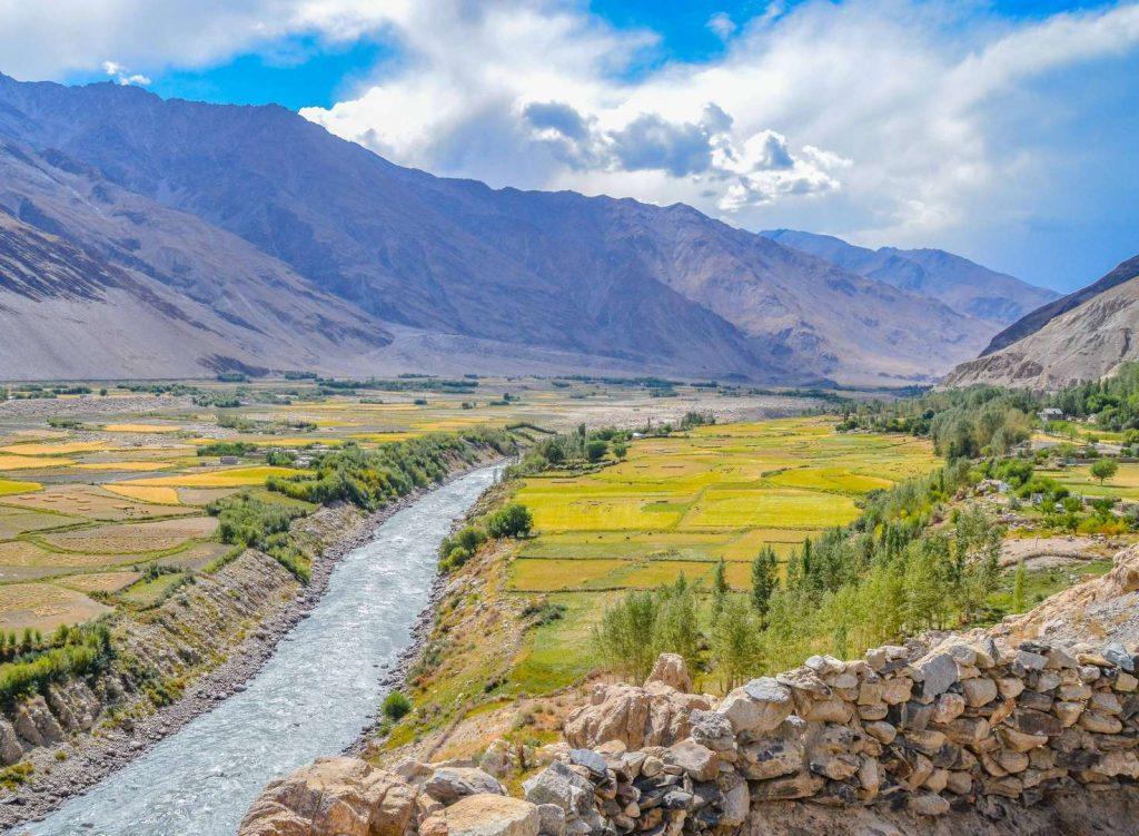 טיול מאורגן בטג'יקיסטן