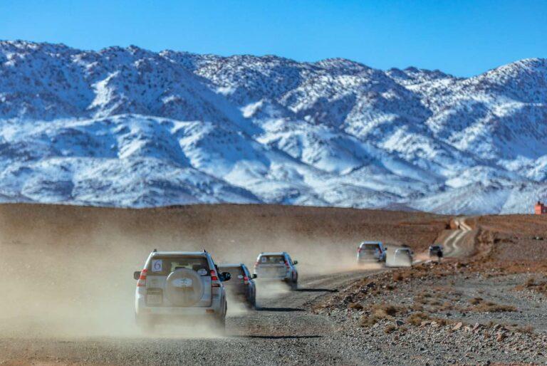 טיול למרוקו ג'יפים בנהיגה עצמית