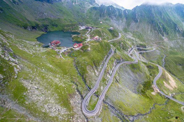 טיול ג'יפים ברומניה- טיול לאורך כביש טרנספגרשאן